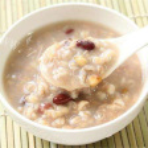 白果玉米杂粮粥
