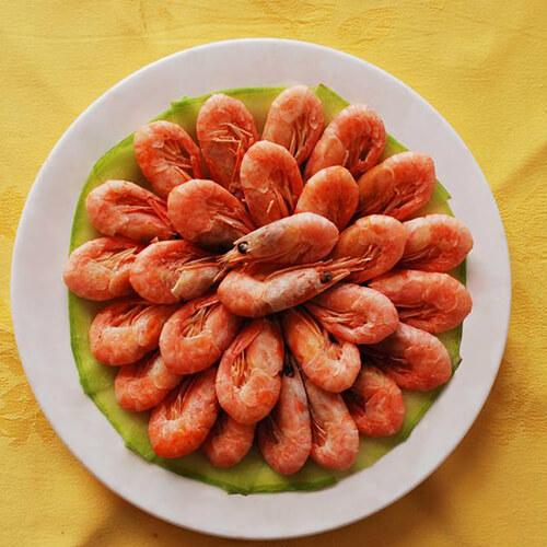 香辣脆皮北极虾