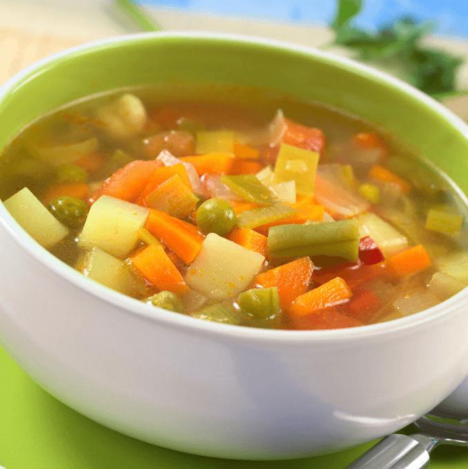 好喝的蔬菜汤