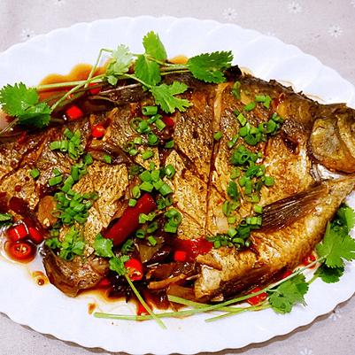 简单版红烧鱼
