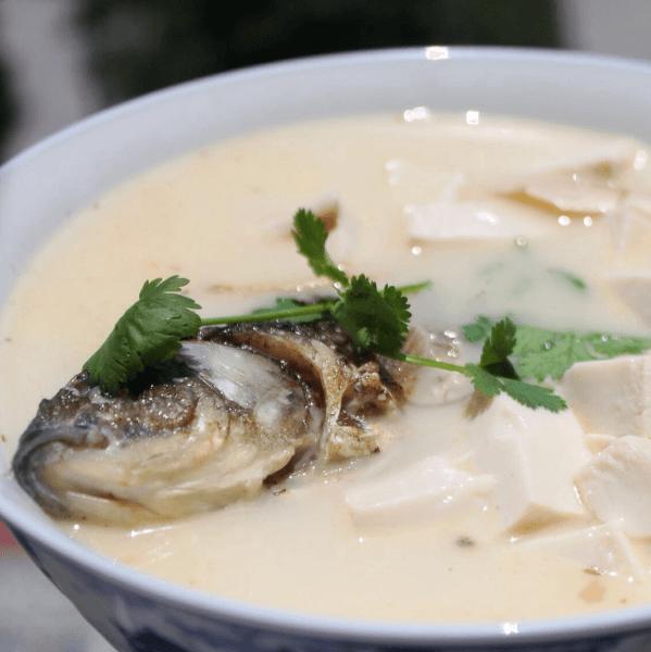 营养鲫鱼豆腐汤