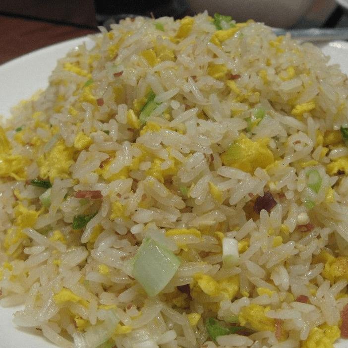 简单版炒米饭