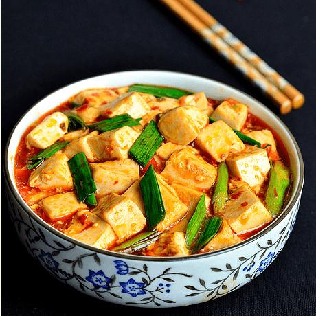简单的红烧豆腐