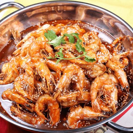 最爱的香辣虾