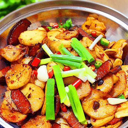 简单版干锅土豆片