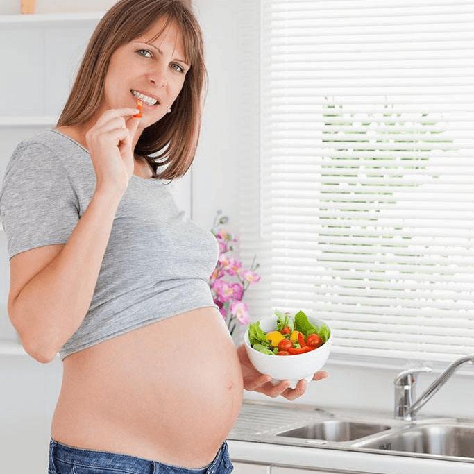 孕妇吃什么对胎儿好