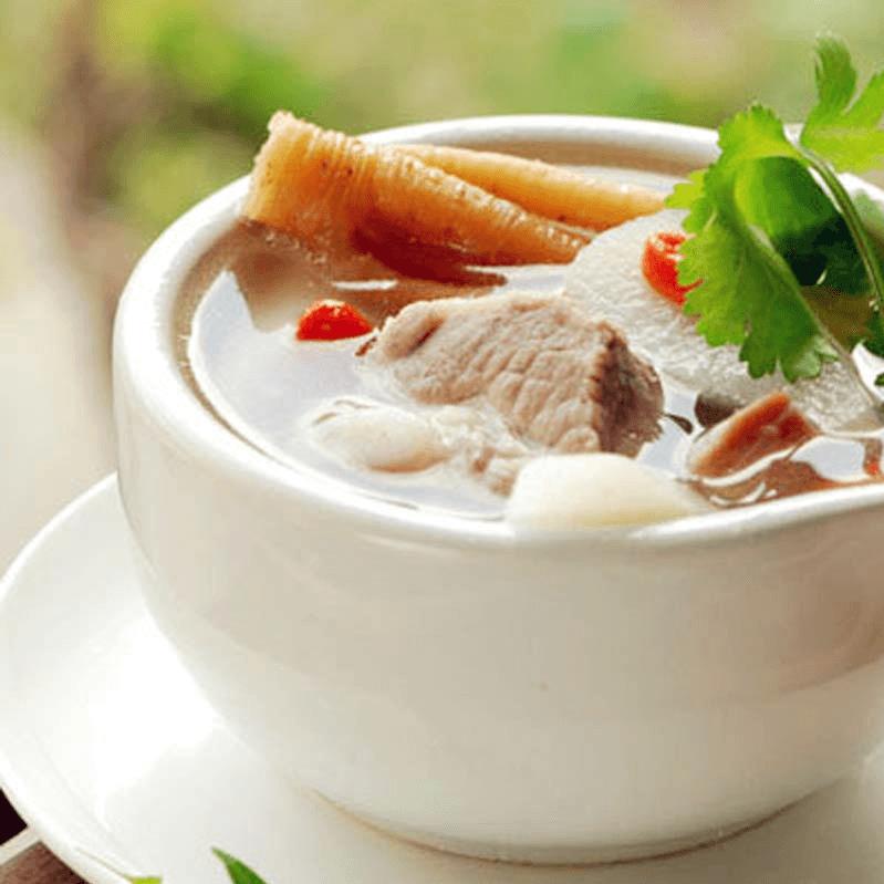 最爱的山药排骨汤