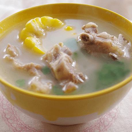 香香的排骨萝卜汤