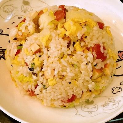 爱上炒米饭