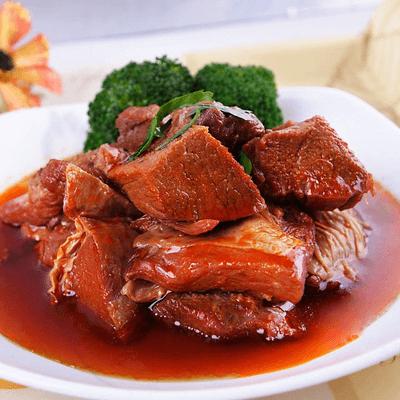 学会红烧羊肉