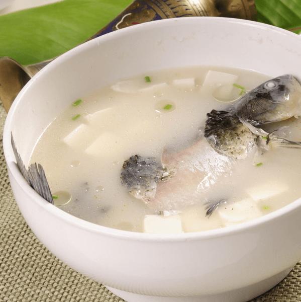 自制鲫鱼豆腐汤