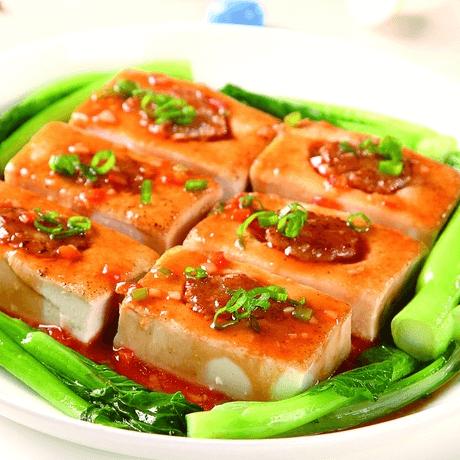 正宗客家酿豆腐