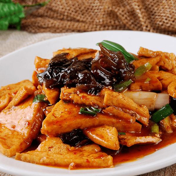 猪肉美食做好吃又简单,豆腐分享不能,依依家常客吉林图解吃做法图片