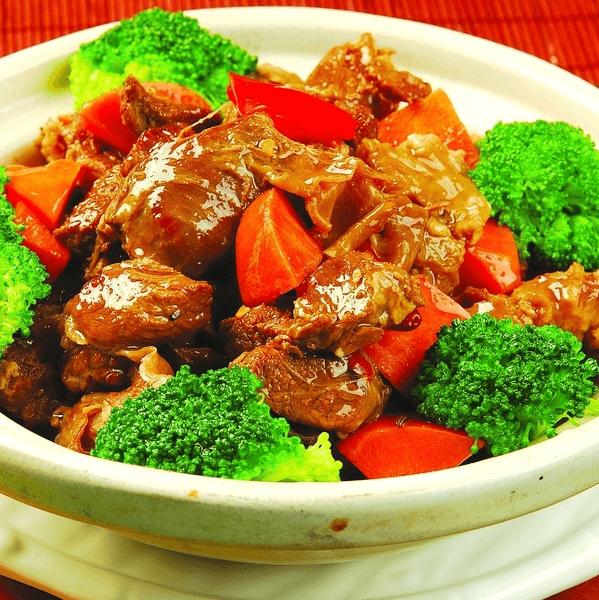 自制红焖羊肉
