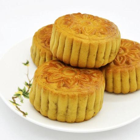 美味的五仁月饼