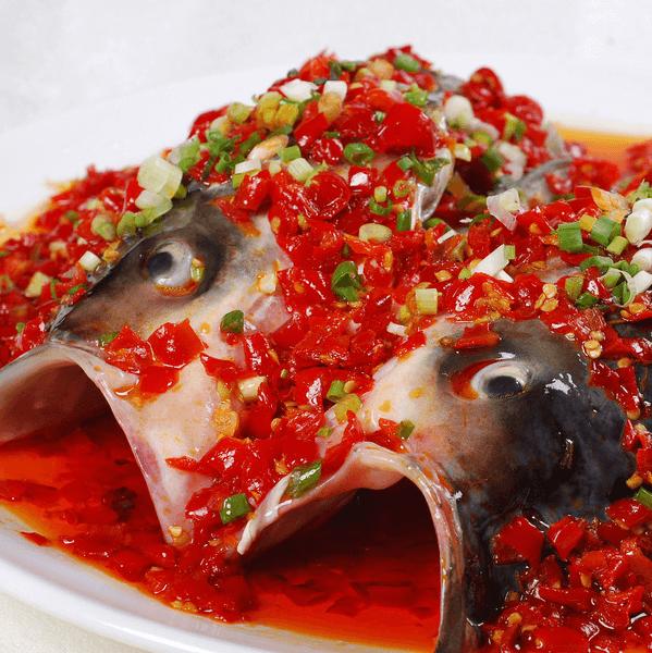 最爱的剁椒鱼头