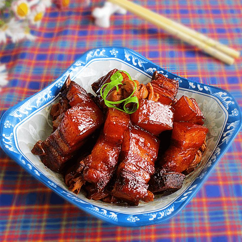 妈妈做的红烧肉