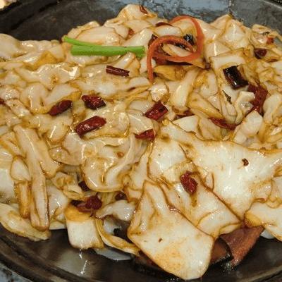 自制干锅包菜