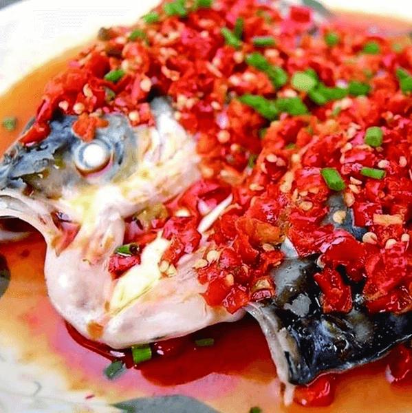 好吃的剁椒鱼头