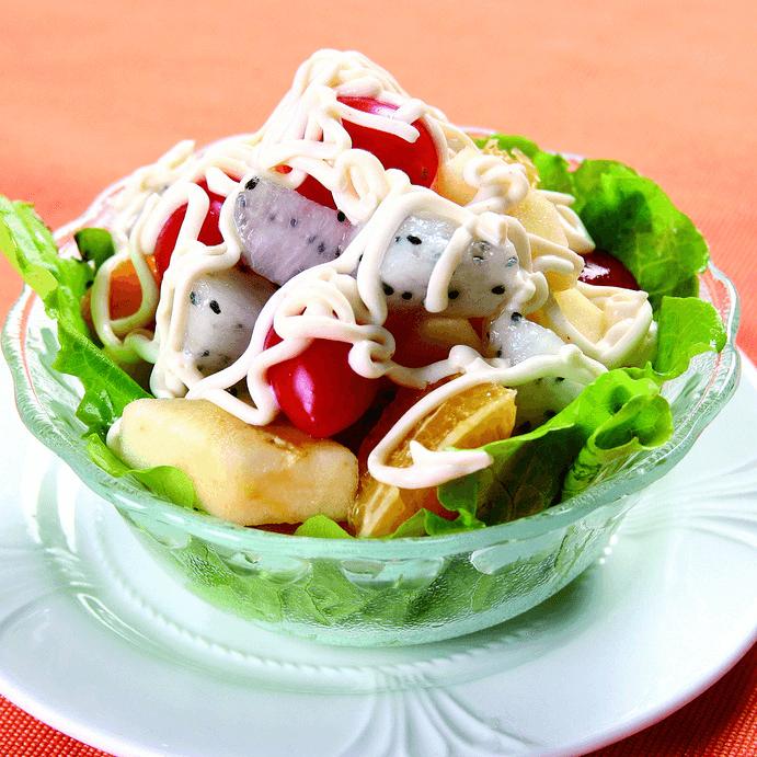 创意水果沙拉
