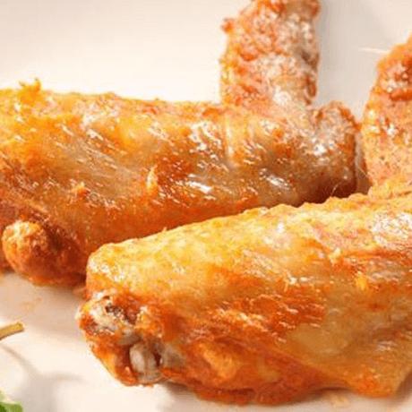 美味的新奥尔良烤翅