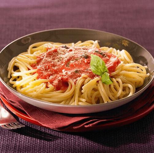 美味的意大利面