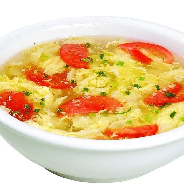 家常西红柿鸡蛋汤