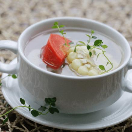 自制蔬菜汤