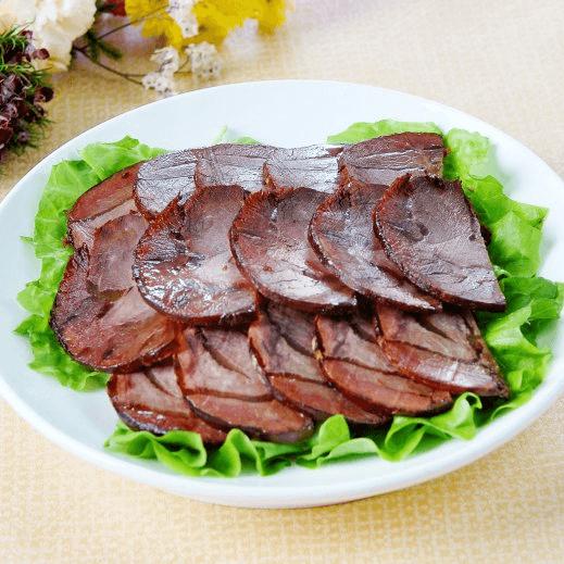 妈妈做的酱牛肉