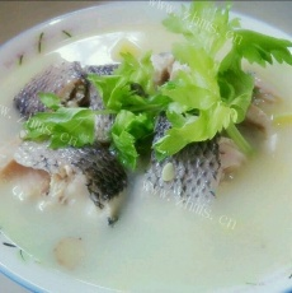 DIY黑鱼汤