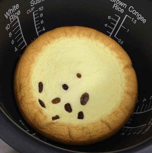 在家做电饭锅蛋糕