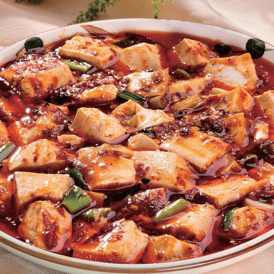 好吃的麻辣豆腐