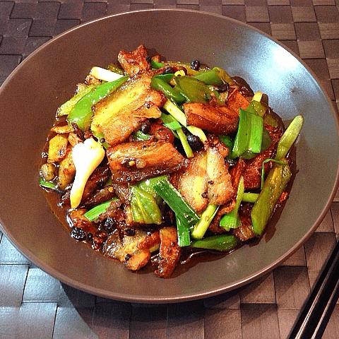 易做的青椒回锅肉