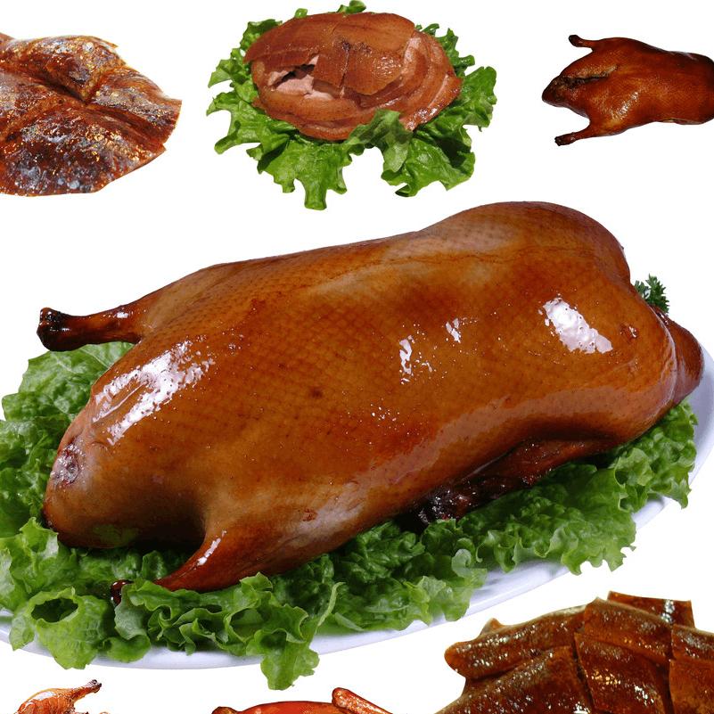 最爱的烤鸭