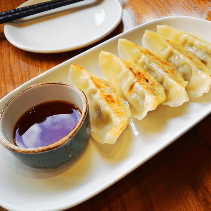 美味的煎饺