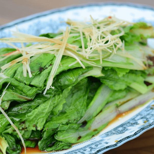 好吃的清炒小白菜