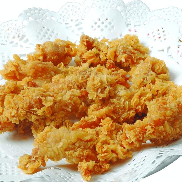 美味的鸡米花