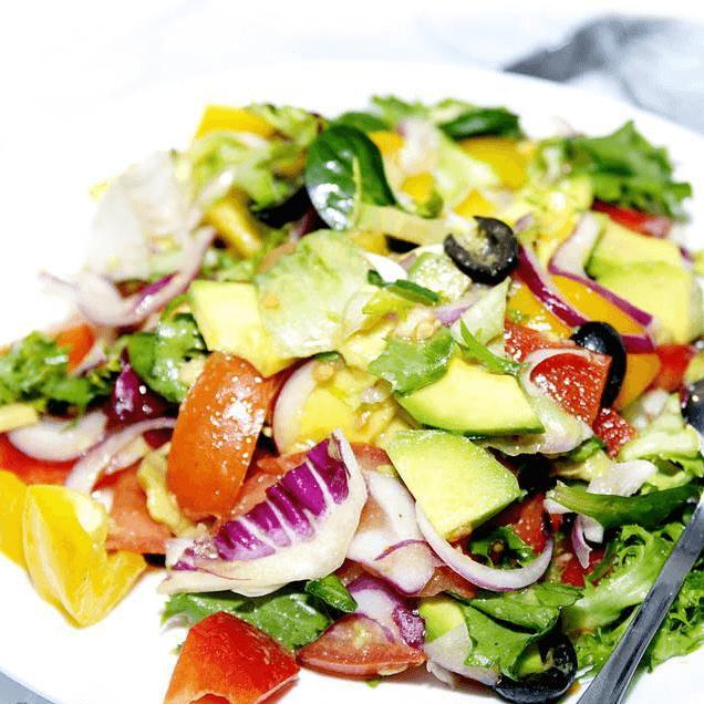 最爱的蔬菜沙拉