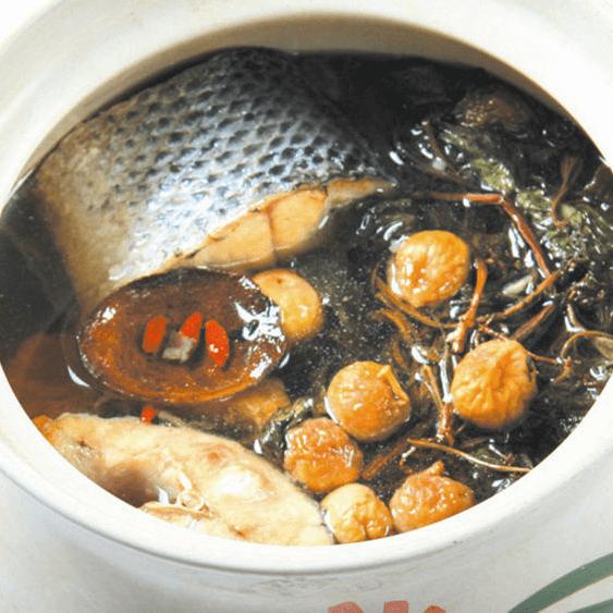 诱人的黑鱼汤