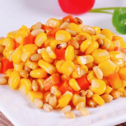 最爱的松仁玉米