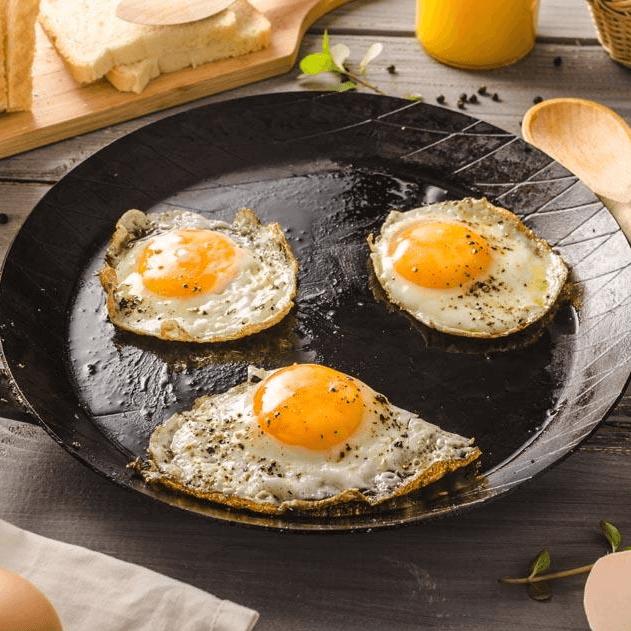 健康早餐煎蛋