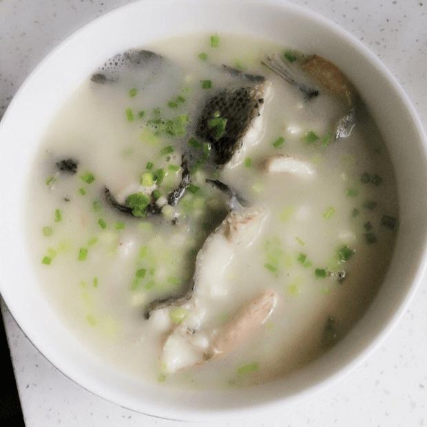 家庭版黑鱼汤