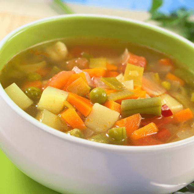 助消化的蔬菜汤