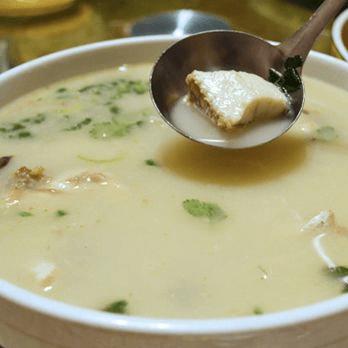 简单版黑鱼汤