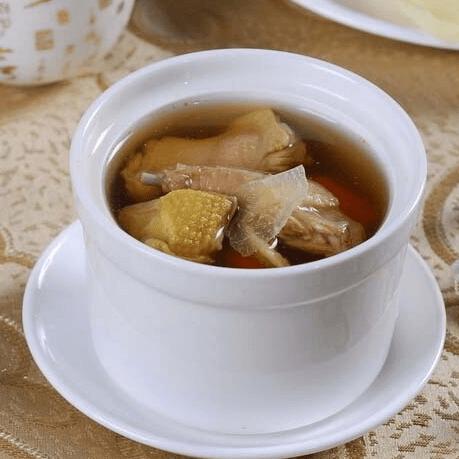 鲜香的鸽子汤