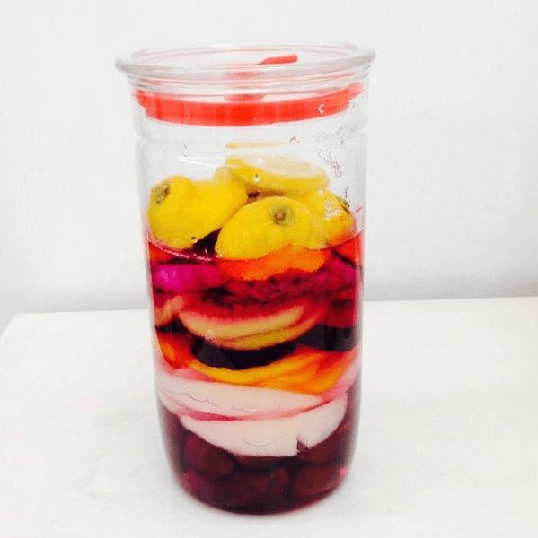 DIY水果酵素