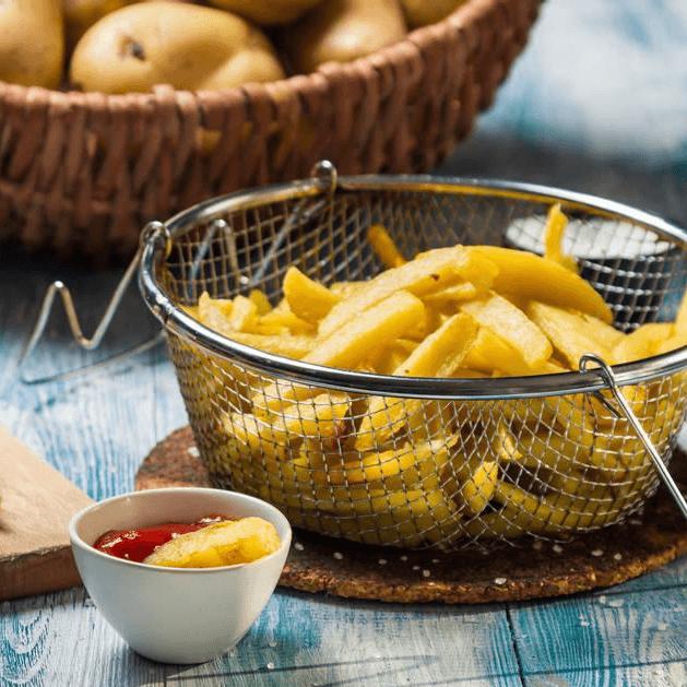 创意版自制薯条