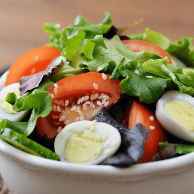 易做的蔬菜沙拉
