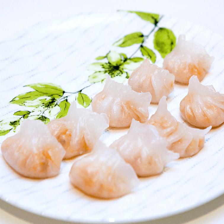 最爱的水晶虾饺