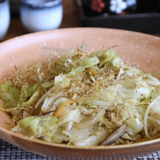 美味的炒青菜